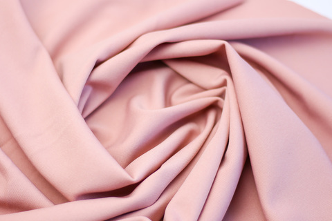 Ткань трикотаж кукольный Let's make Отрез 45x50 см пепельно-розовый 306918704