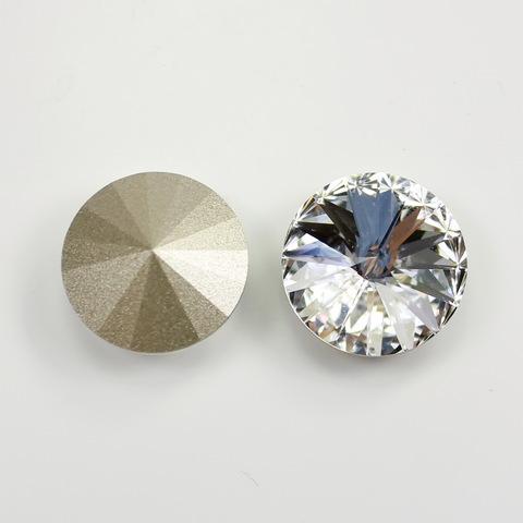 1122 Rivoli Ювелирные стразы Сваровски Crystal (SS47) 10,54-10,9 мм