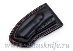 Чехол кожаный черный ZT 0801