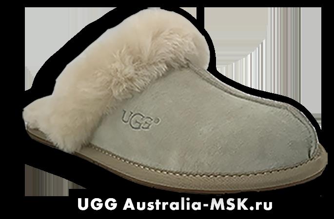 UGG Slipper Scuffette II Grey