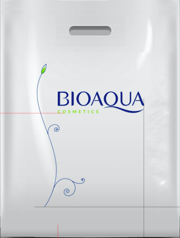 Пакет ПВД с логотипом