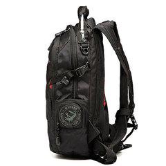 Рюкзак Wenger Narrow Hiking Pack черный/красный, 22л