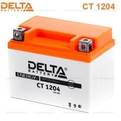 Аккумулятор DELTA  12V 4Ah (CT1204)