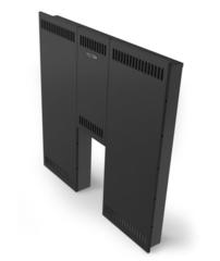 Экран фронтальный TMF Стандарт, стандартная дверца, антрацит