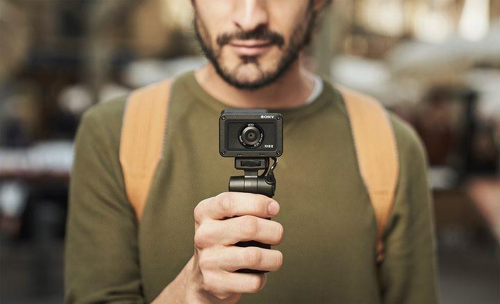Камера Sony DSC-RX0M2G купить в Sony Centre Воронеж