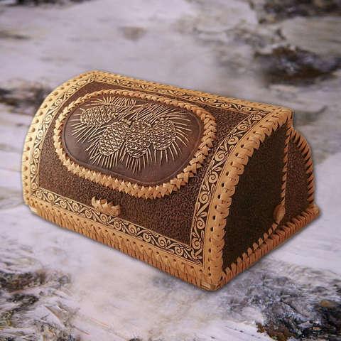 Хлебница шлем четыре шишки малая
