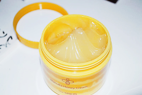 Крем для лица с экстрактом меда THE SAEM Манука Care plus Manuka Honey Cream