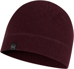 Флисовая шапка Buff Hat Polar Maroon Htr