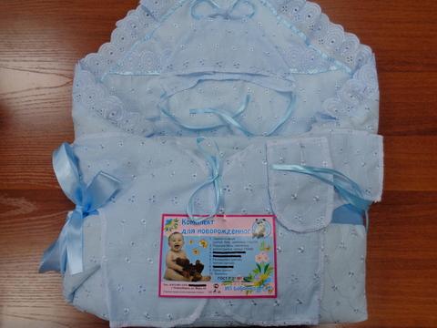 Комплект д/выписки с одеялом №1 (зима) (шитьё)