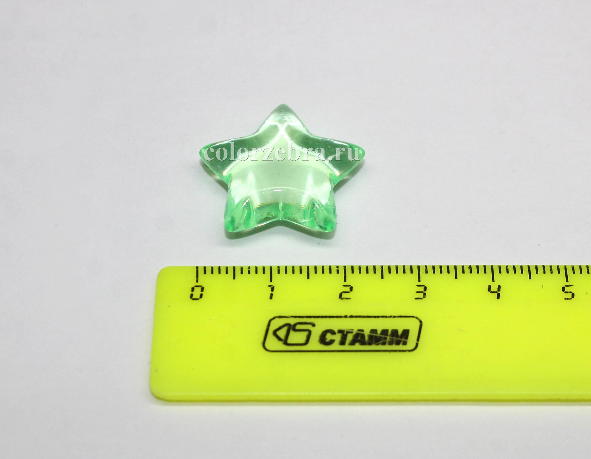 Пластиковые декоративные звезды