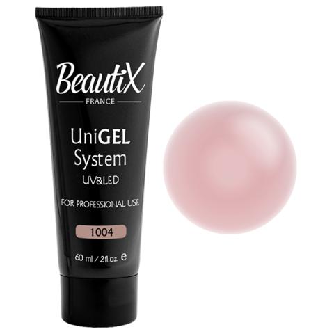 Beautix UniGel System моделирующий гель 1004, 60 мл