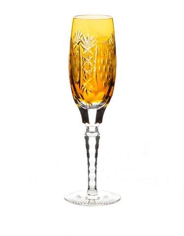 Фужер для шампанского Champagne 180 мл, артикул 1/amber/64582. Серия Grape