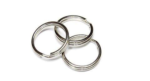 Кольцо для ключей  D=14 мм Аллюр
