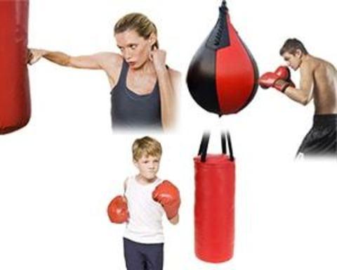 Купити мішки і груші для боксу та рукопашного бою