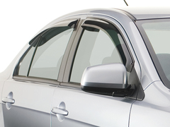 Дефлекторы окон V-STAR для Honda Accord 4dr 12- (D17351)