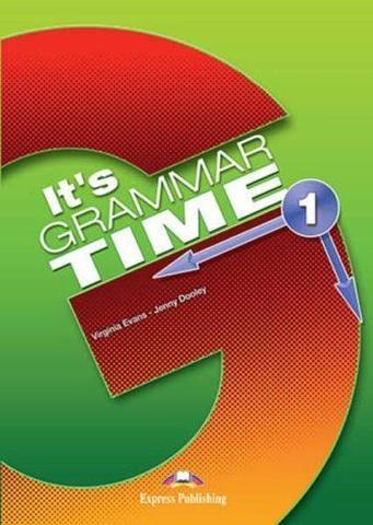 It's Grammar Time 1. Student's book. Учебник с ссылкой на электронное приложение