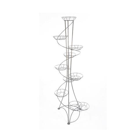 Подставка Напольная Спираль на 10 горшков