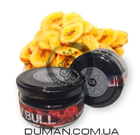 Табак Smoky Bull Dried Banana (Смоки Булл Банан) |Soft