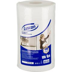 Салфетки хозяйственные в рулоне Luscan вискоза 25.5x20.5 см 140 листов