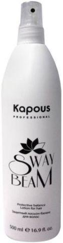 Защитный лосьон-баланс для волос SWAY BEAM, Kapous Professional,500 мл.