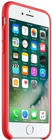 Клип-кейс Apple силиконовый для iPhone 7