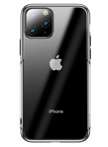 Чехол Baseus Shining Case For iPhone 11 Pro, Серебристый