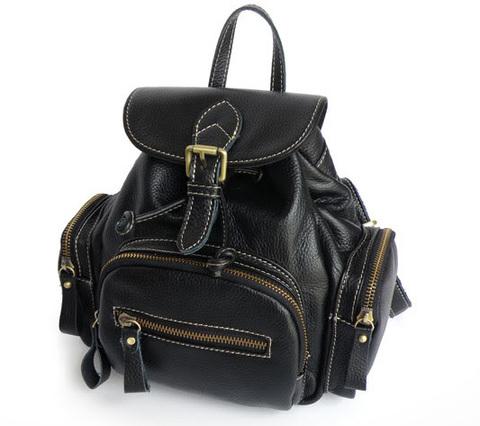 Маленький женский рюкзак ручной работы FR21