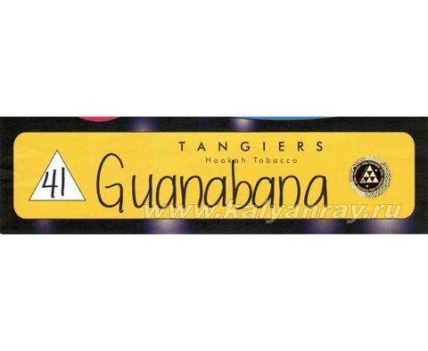 Tangiers Noir Guanabana