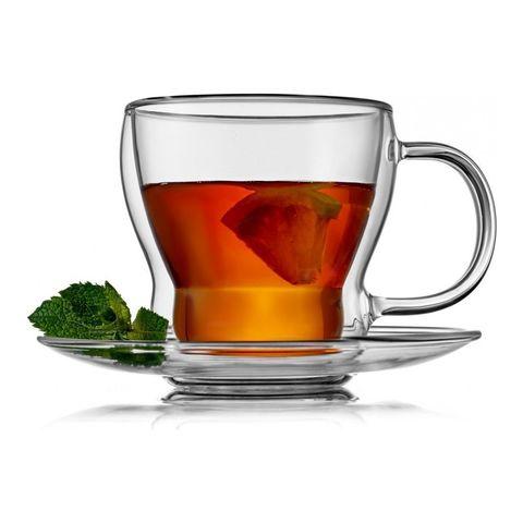 Набор чашка с блюдцем Walmer Cordial, (0,25 литра)