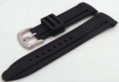 Ремешок силиконовый для часов Восток Европа Анчар 5105141 5105201