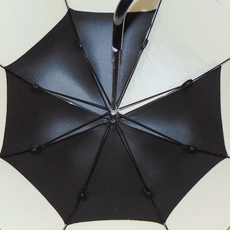 Зонт-трость Chantal Thomass 198-6 Laçage ivoire