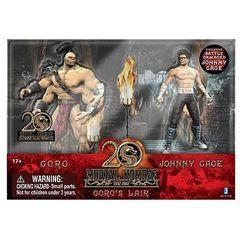 Mortal Kombat Goro's Lair