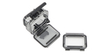 Водонепроницаемый бокс для камеры GoPro HERO7 Super Suit White/Silver (40 м) ABDIV-001 крышки