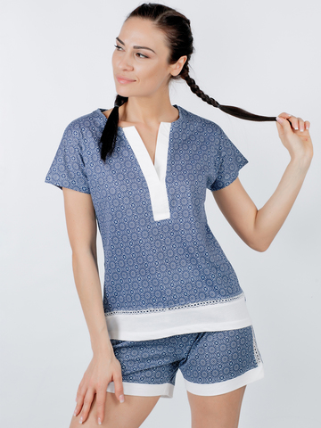 Пижама 3081 Corto Jadea