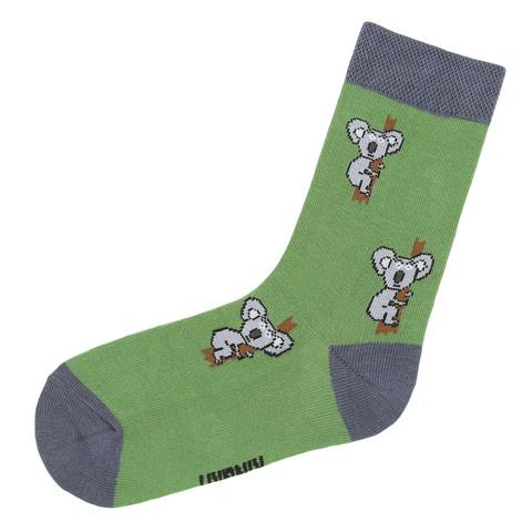 Носки с коалами