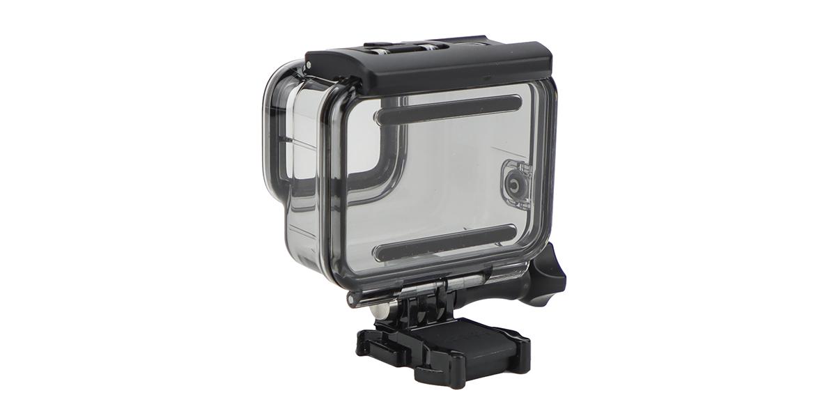 Водонепроницаемый бокс для камеры GoPro HERO7 Super Suit White/Silver (40 м) ABDIV-001 вид сзади