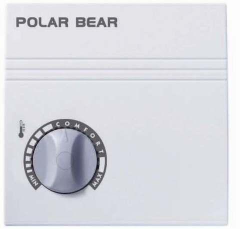 Комнатный датчик температуры Polar Bear ST-R1/PT1000