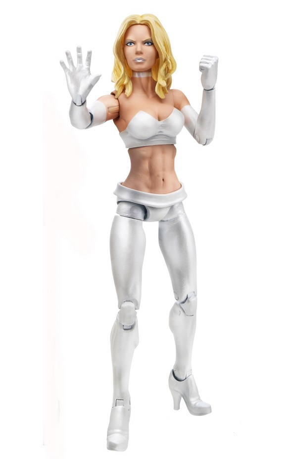 Wolverine Legends Previews Exclusive — Emma Frost