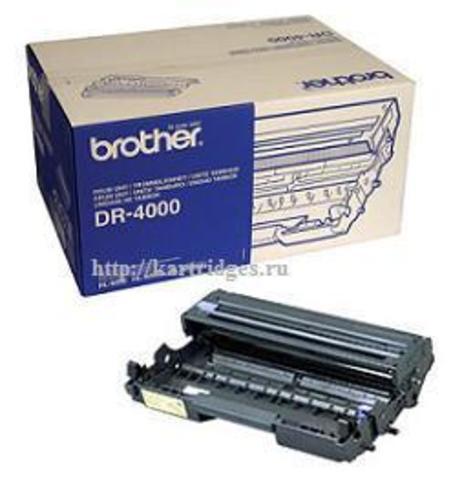 Картридж Brother DR-4000