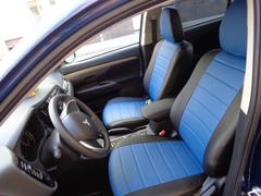 Чехлы на Mitsubishi Outlander III 2012–2020 г.в.