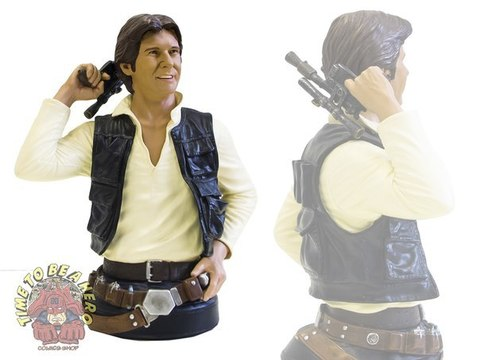 STAR WARS: HAN SOLO BUST Gentle Giant