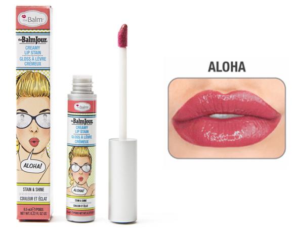 Тинт-блеск для губ The Balm Jour Aloha