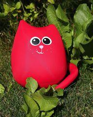 Подушка-игрушка антистресс «Кот Искра» 5