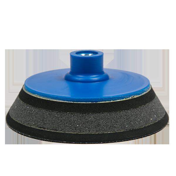 Полировальные диски Подложка для губок, мягкая. Резьба М14, Ø 123 мм 999410.png