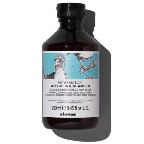 Well Being Shampoo - Увлажняющий шампунь для всех типов волос