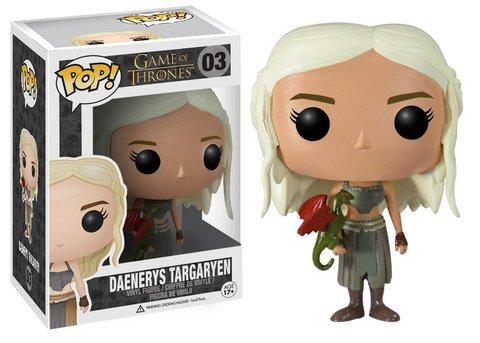 Фигурка Funko POP! Vinyl: Game of Thrones: Daenerys Targaryen 3012