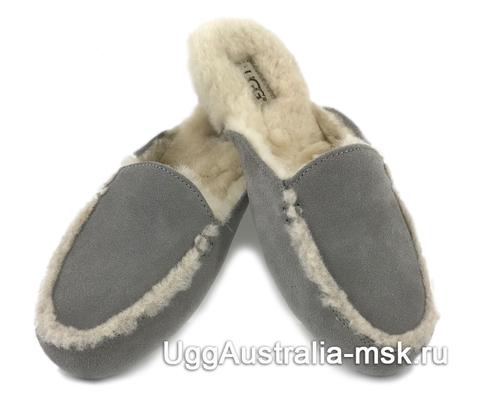 UGG Lane Slip - On Loafer Gray