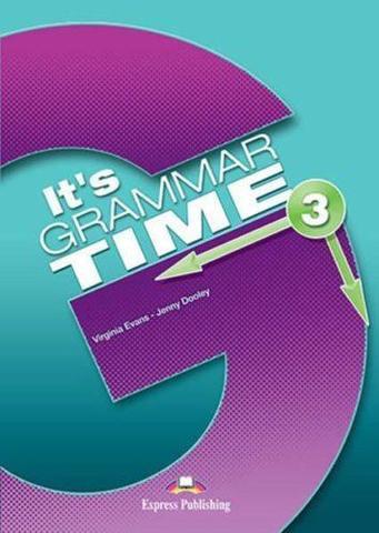 It's Grammar Time 3. Student's book. Учебник с ссылкой на электронное приложение