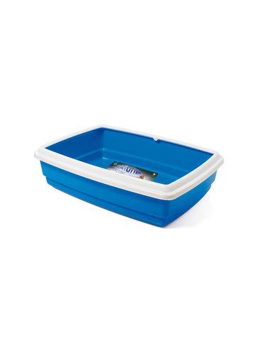 Geoplast Big Animals туалет для кошек с бортом пластик 50*40*14,5