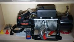 Лебёдка Electric Winch 17000lbs М/Т 24v